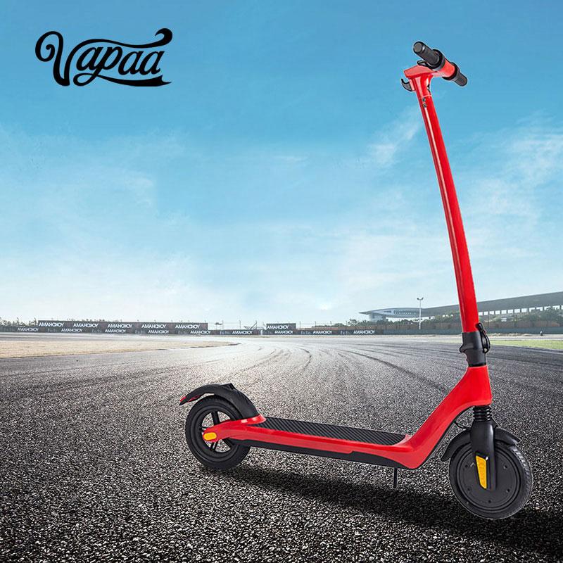 Irismen luzeko Scooter elektriko tolesgarriaren mugikortasuna