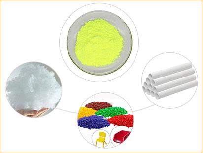 Optical Brightener for Plastic