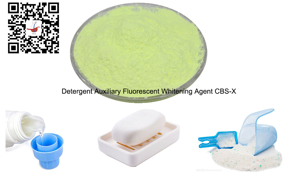 Application and safety of detergent fluorescent whitening agent CBS-X