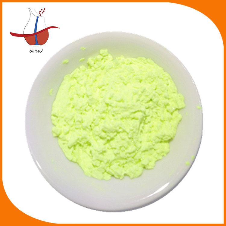Plastic additive Fluorescent whitening agent KCB