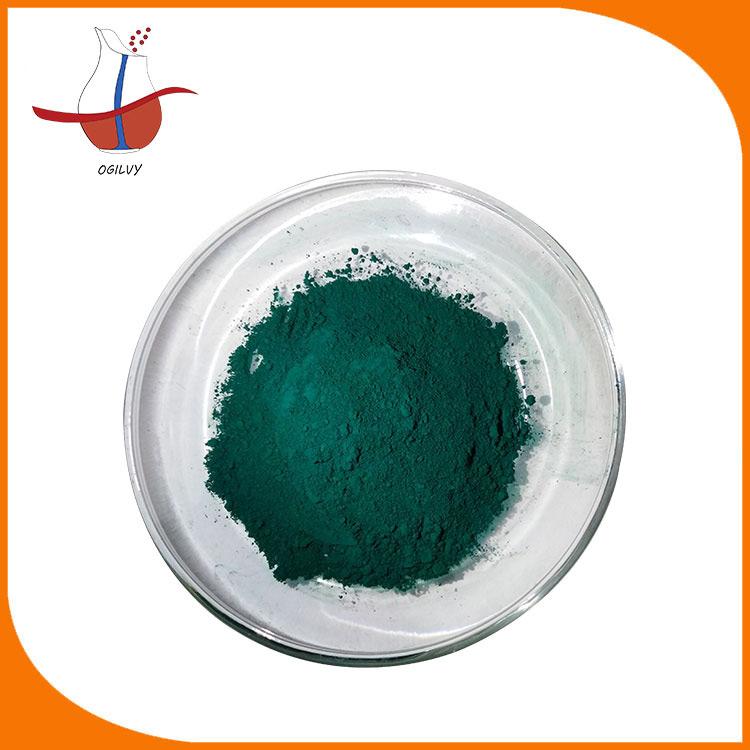 Pigmentgrün 7