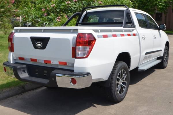 Top Three Pickup Trucks