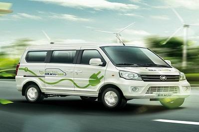 Features of electric minivan