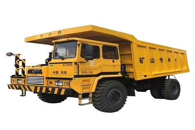 The three most powerful mining dump trucks in the world today