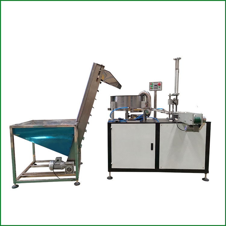 Cap Assembly Machine For Add Washers