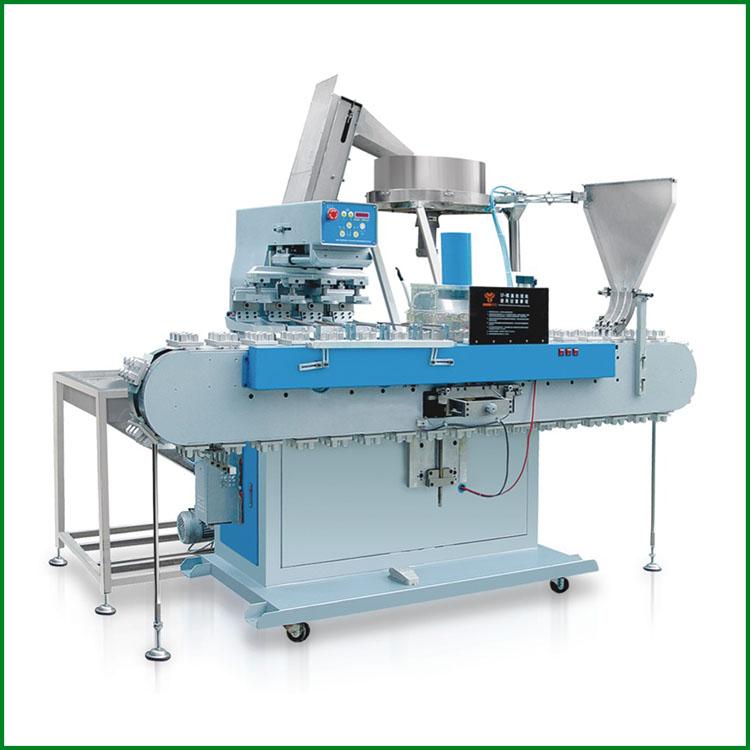 キャップ印刷機