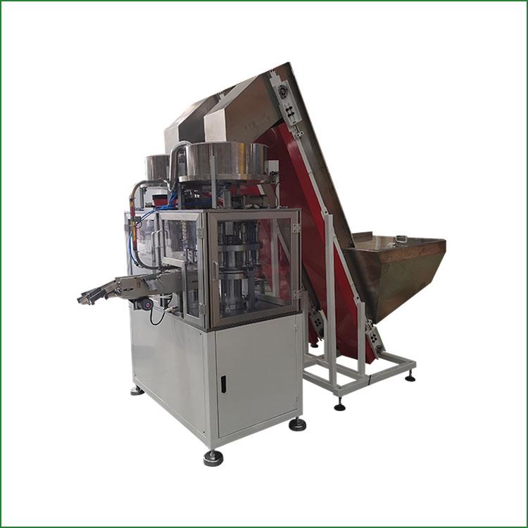 Plastic Cap Assembly Machine