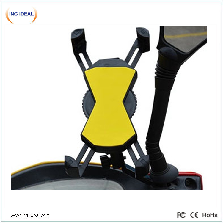 12v 85v Motorcycle USB Charger Waterproof With Phone Holder