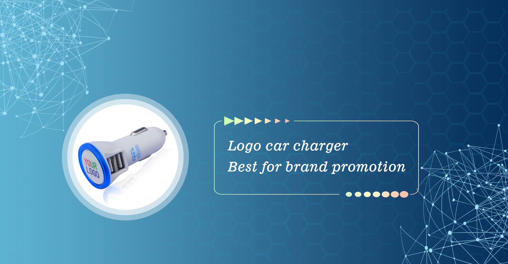 Logo Car Charger