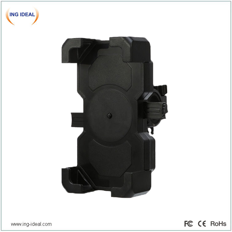 Auto Closed Phone Holder For Bike