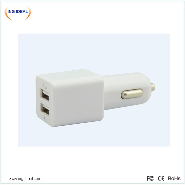 Car Charger 2 Port USB