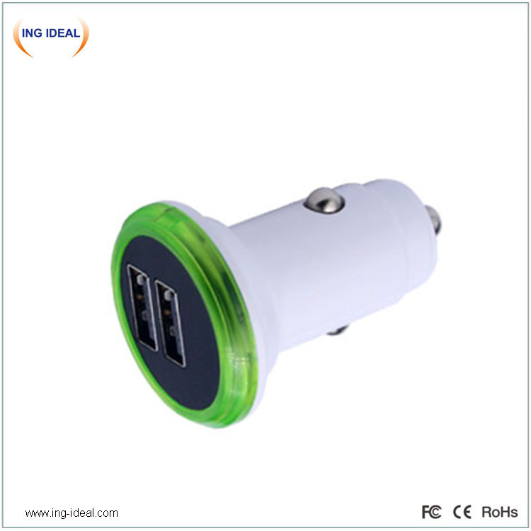 Double Port QC 3.0 Car Charger