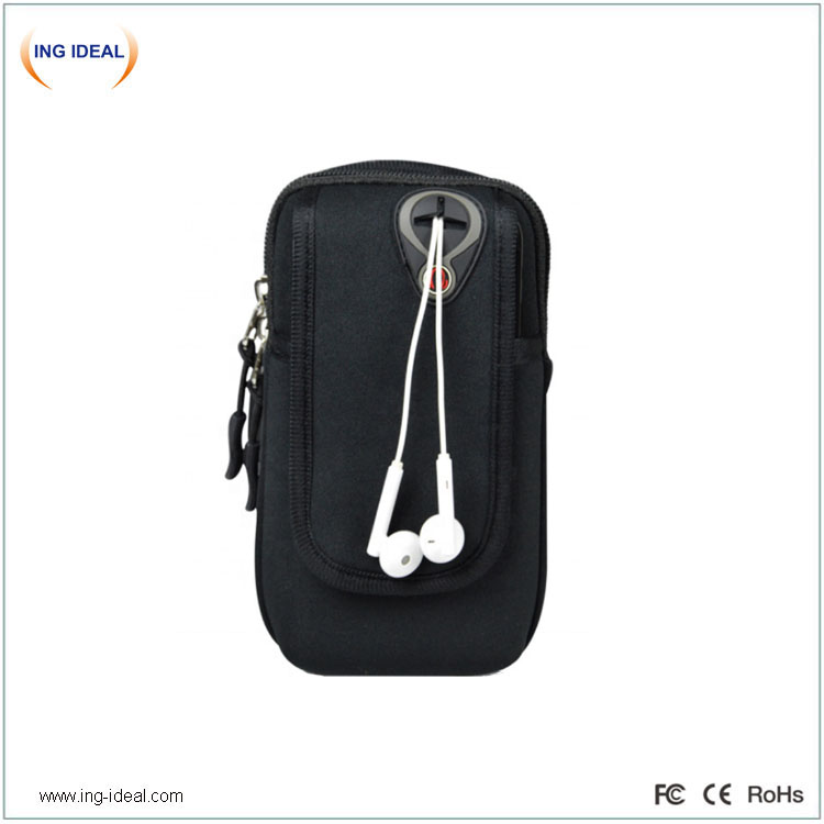Outdoor Mobile Phone Bag For Hiking