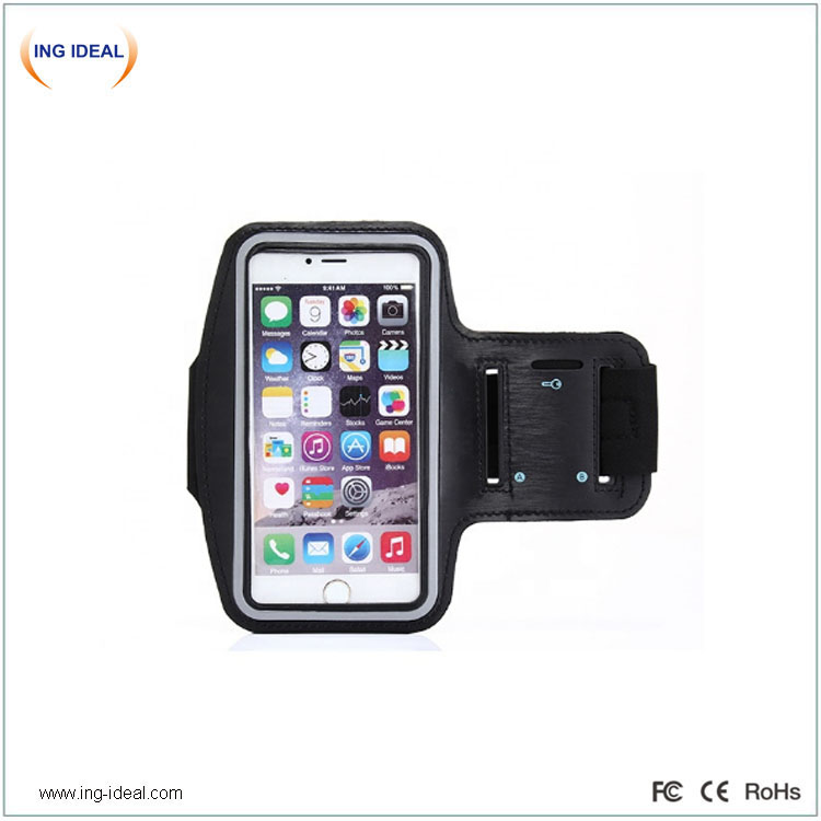 Sports Running Mobile Phone Arm Bag Band
