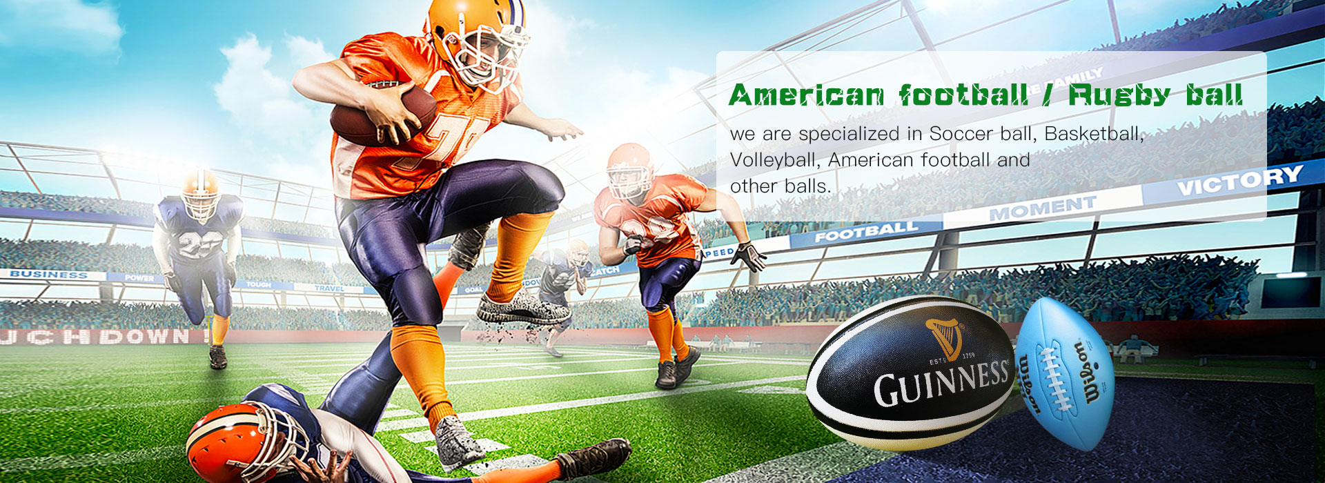 American Football Manufacturers