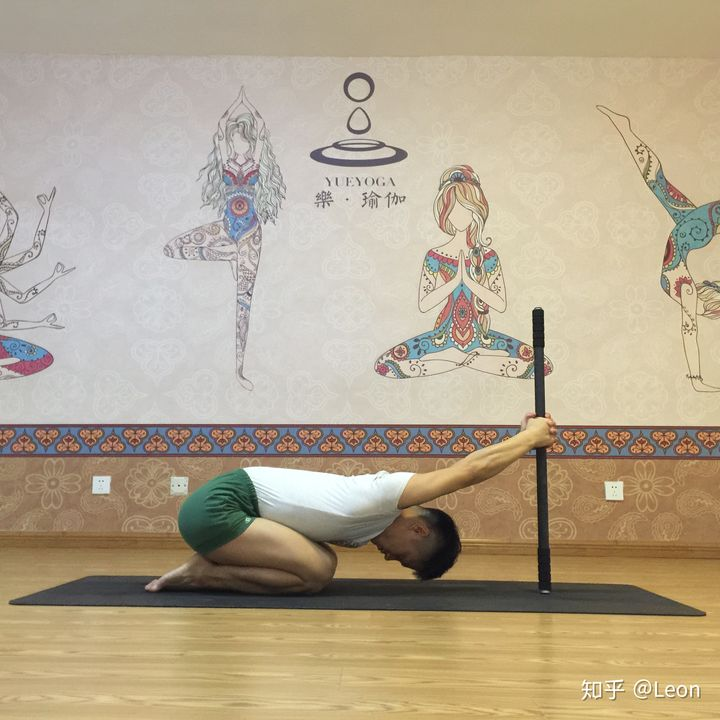 Perfect analysis of shoulder and neck problems-Yoga Stick