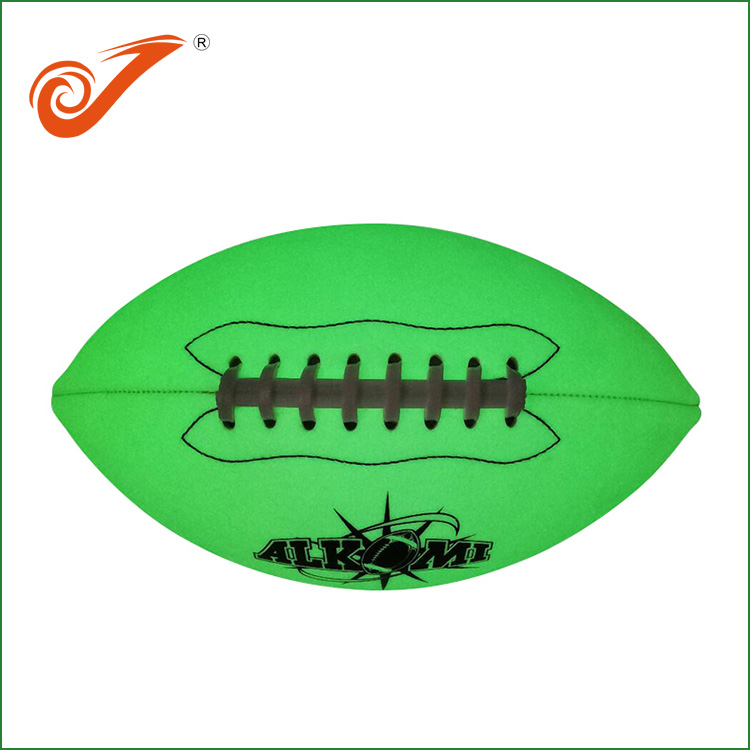 Glow in the Dark Rugby Ball