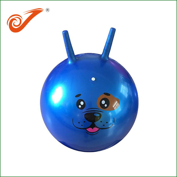 Fitness Jumping Ball With Handle For Children