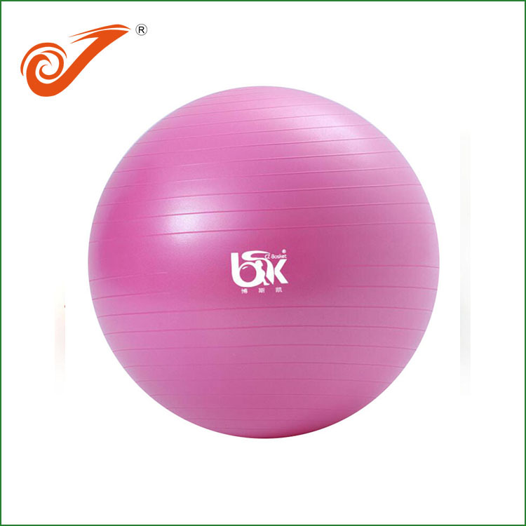 Non-slip Pvc Gymnastic Exercise Yoga Balance Ball