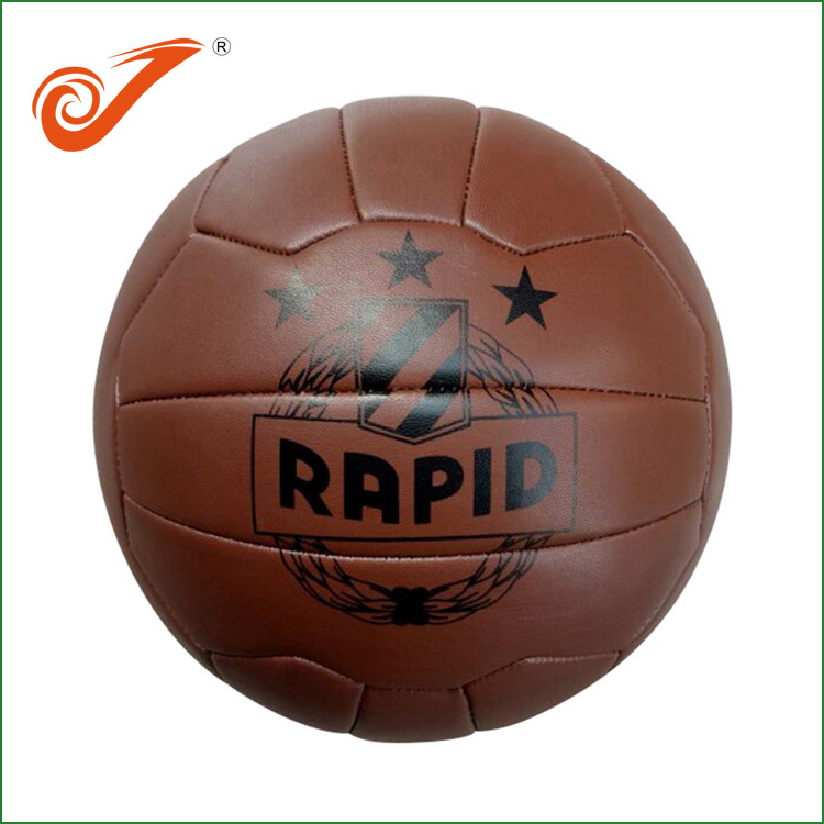 Retro Vintage Soccer Ball