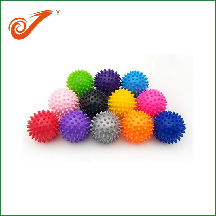 Resin Myofascial Release Pvc Spiky Massage Ball