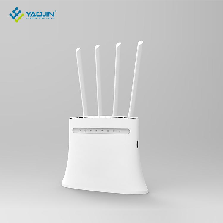 B42 B43 LTE CPE router