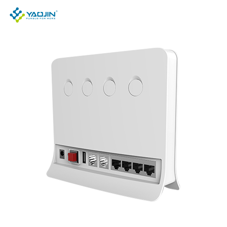 Dual Band 4G LTE Router