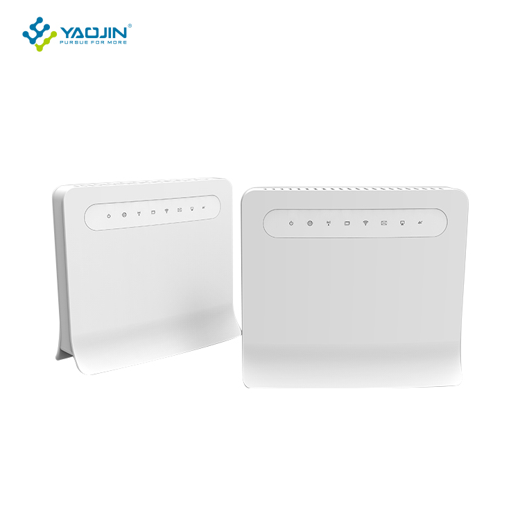 Indoor 4G LTE CPE WiFi Router
