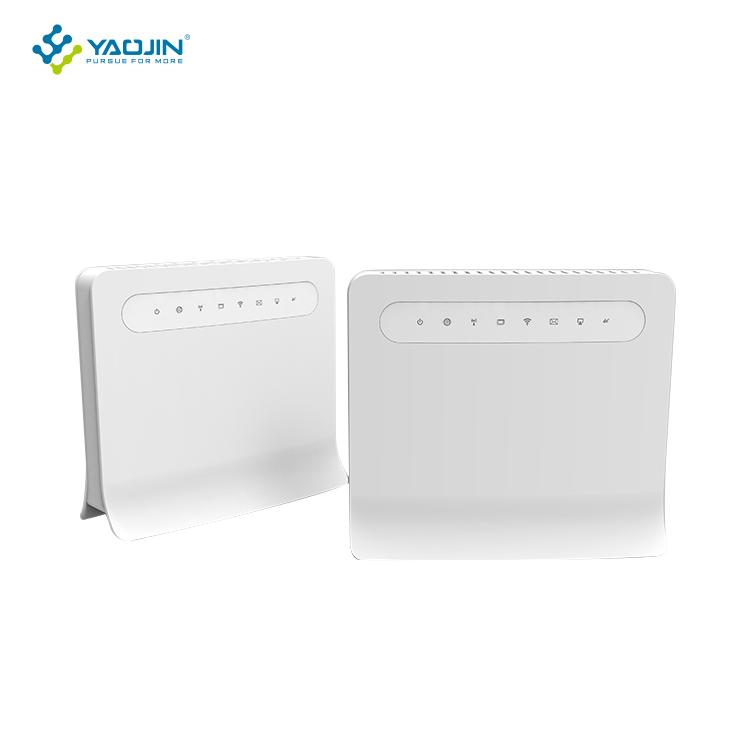 روتر WiFi داخلی CPE 4G LTE