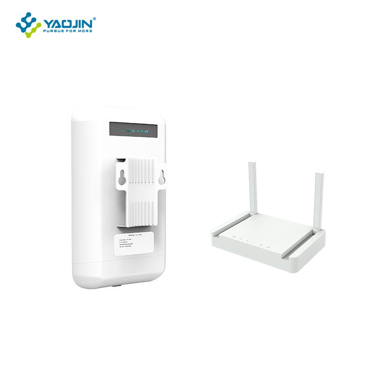 روتر 4G CPE LTE در فضای باز
