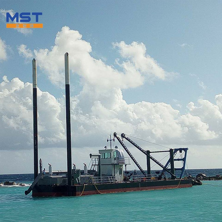 12inch Cutter Suction Dredger