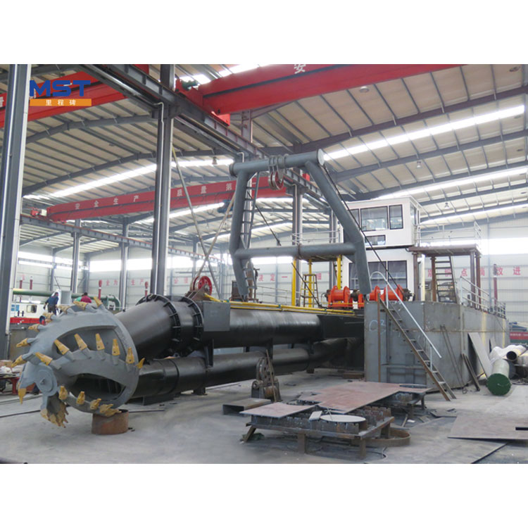 18inch Cutter Suction Dredger