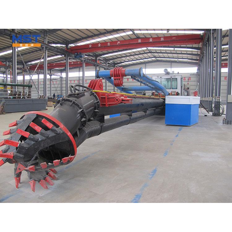 18inch Desilting Mechanical Watermaster Dredger Machinery