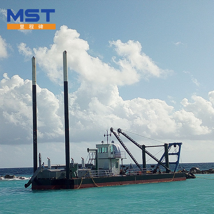 20inch Cutter Suction Sand Dredger