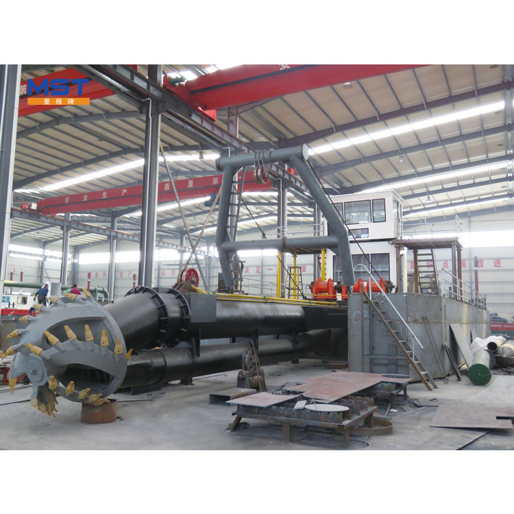 24inch Cutter Suction Dredger