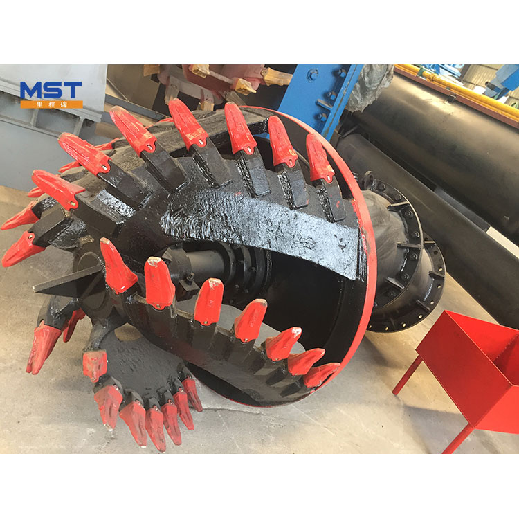Factory Provide Cutter Head For Cutter Suction Dredger For Sale