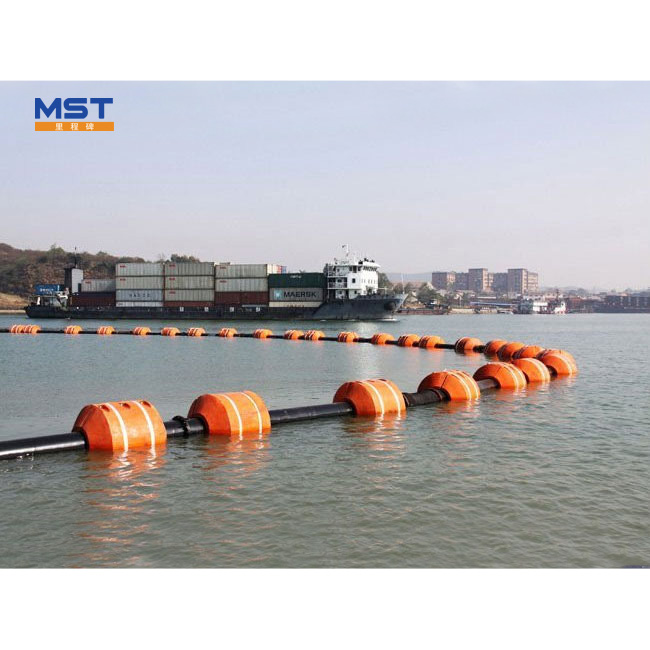 HDPE Pipe Dredging Floater