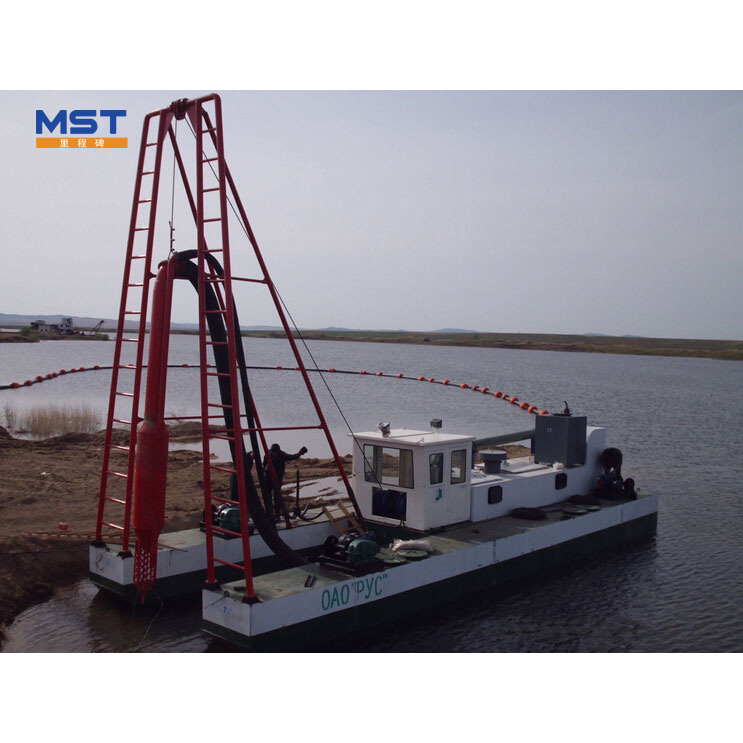 Large Capacity 4inch Underwater Jection Dredger
