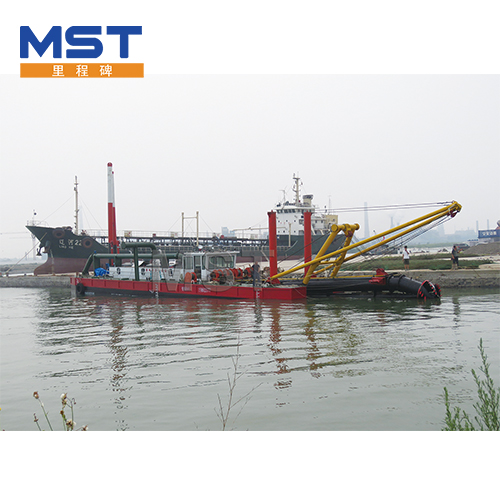 Mine Tailing Cutter Suction Dredger