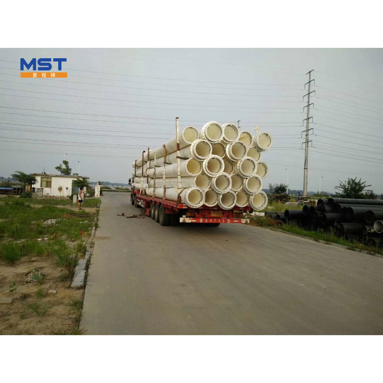 Sand Discharging Pipe For Dredging Project