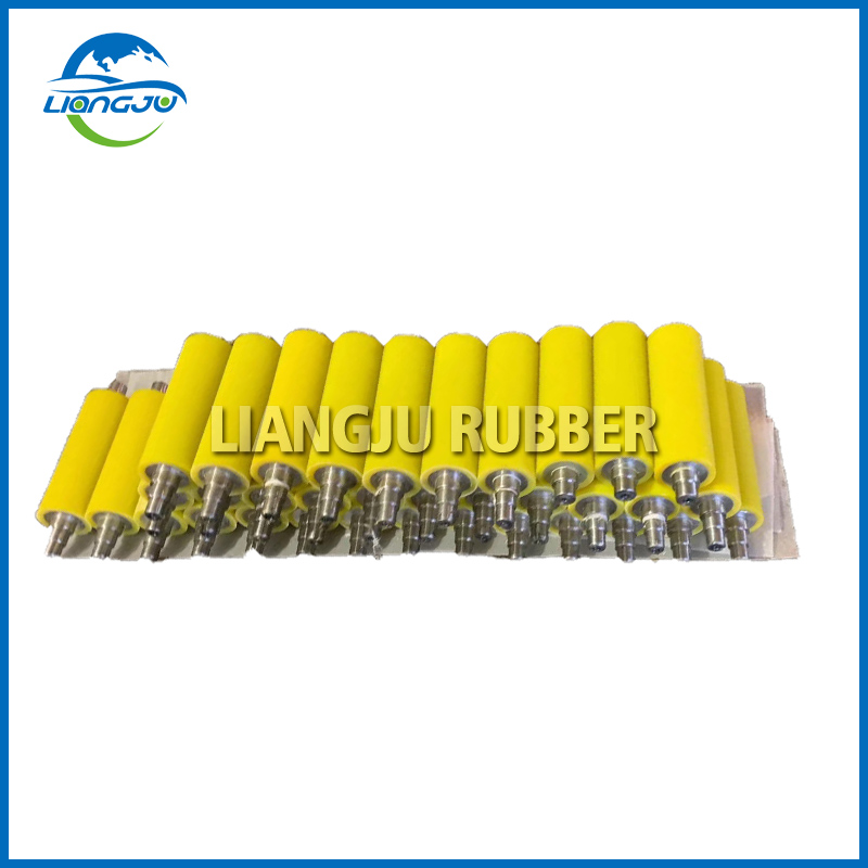 Pu Rubber Rollers