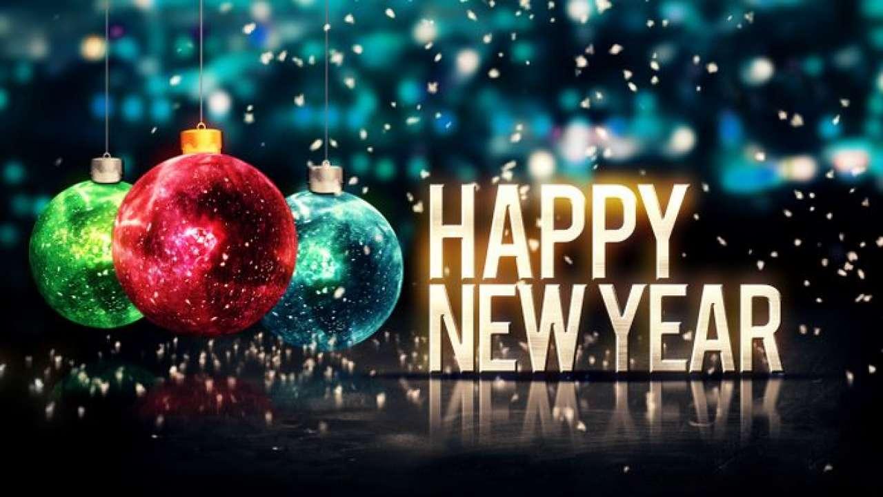 Oznámení o novoročních svátcích do roku 2021