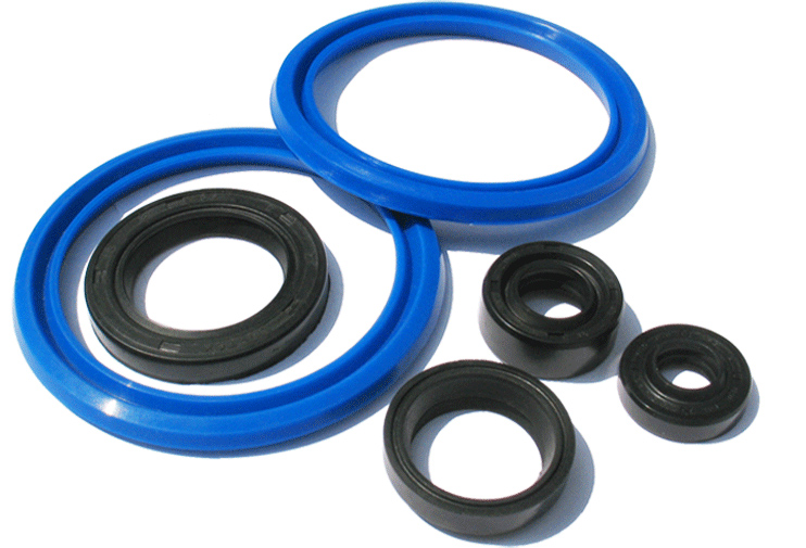 Features of rubber sealing rings