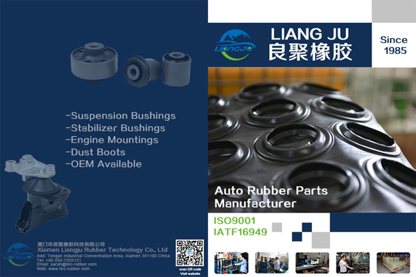 Rubber Products in Automobile Industry