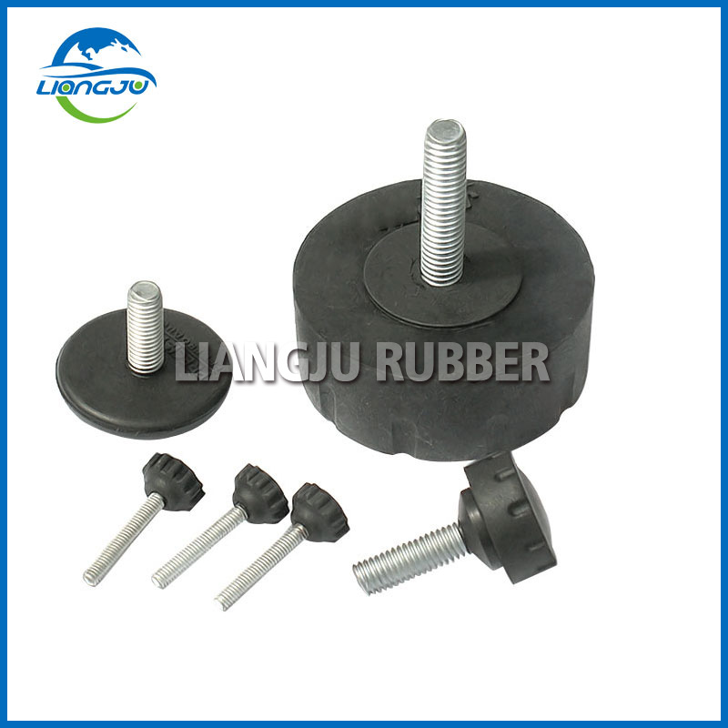 Anti-Abrasion Rubber Feet