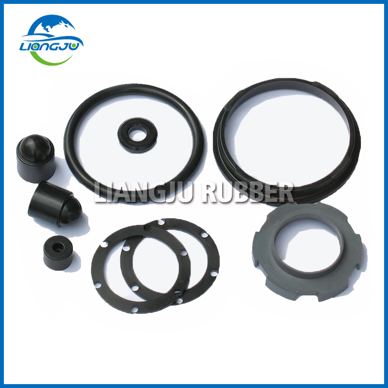 Customized Shape Rubber Gaskets
