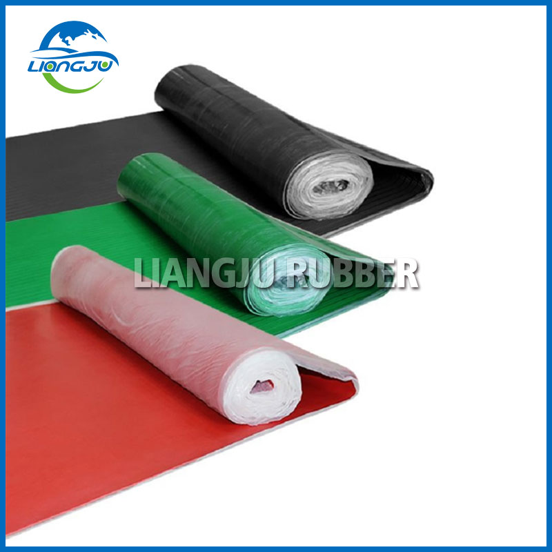 Electrical Insulating Rubber Sheets