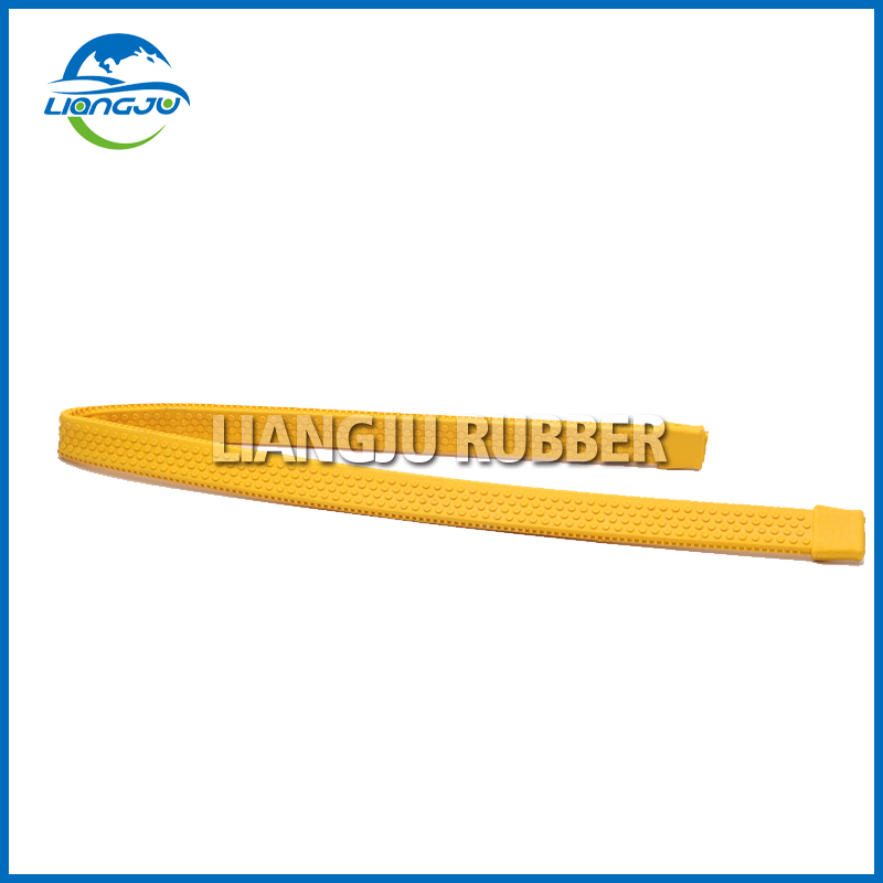 Non-Slip Rubber Reins