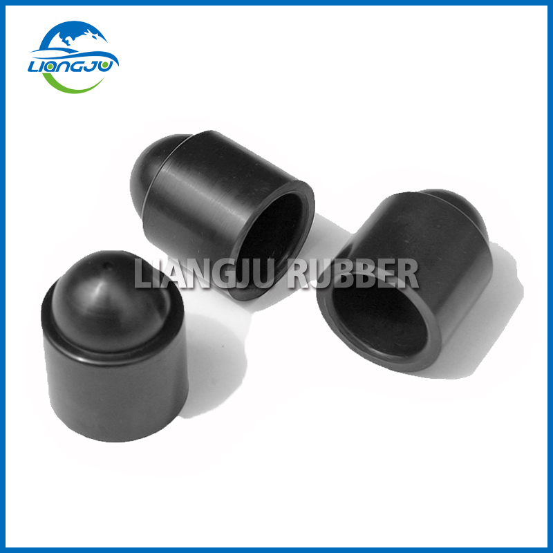 Shock-Absorbent Rubber Bumpers