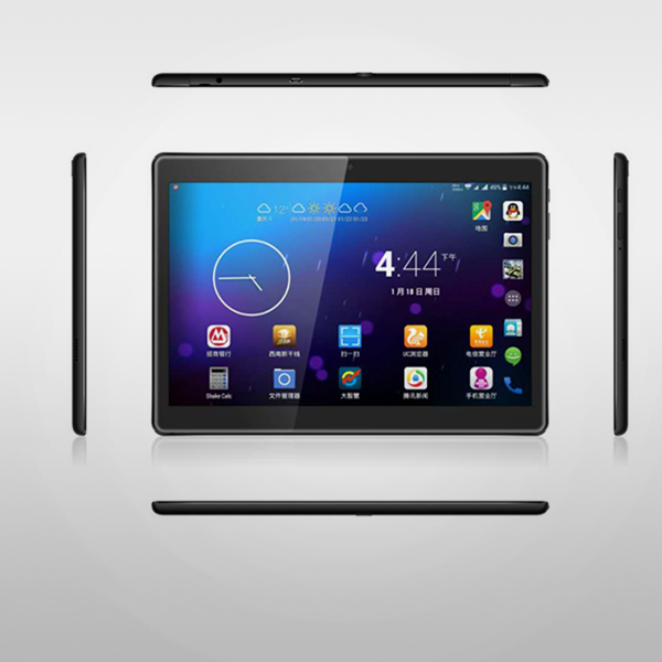 10,1 hazbeteko MTK6797 Deca Core CPU Android 4G LTE Tablet PC